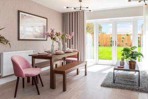 St. Modwen Homes - Heathy Wood