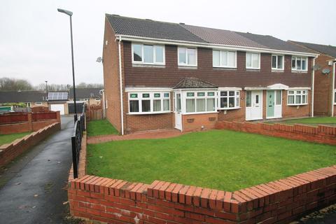 3 bedroom terraced house to rent - Kirkham, Biddick, Washington, Tyne and Wear, NE38