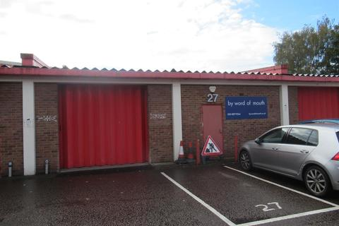 Industrial unit to rent - Glenville Mews, London