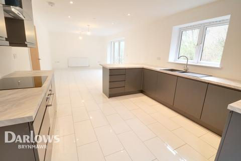4 bedroom detached house for sale - New Church Road, Beaufort