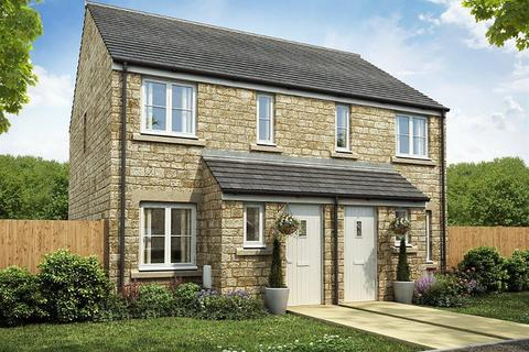 2 bedroom end of terrace house for sale - Plot 201, The Alnwick at Persimmon @ Birds Marsh View, Griffin Walk, Off Langley Road SN15