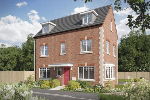 4 bedroom detached house for sale - Plot 1, The Bascote at The Oaks, Parsons Hill, Kings Norton, Birmingham B30