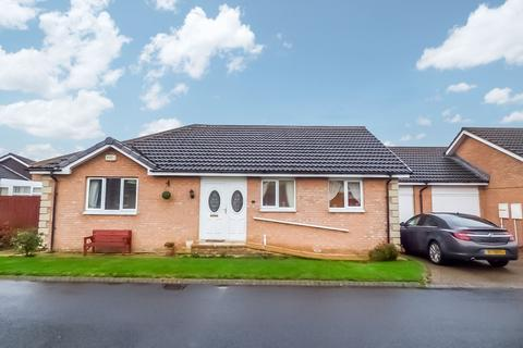 2 bedroom bungalow for sale - Field House Close, Acklington, Morpeth, Northumberland, NE65 9PE