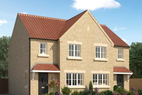 3 bedroom semi-detached house for sale - Plot 231, The Beswick at Bellway at City Fields, Novale Way, Wakefield WF1