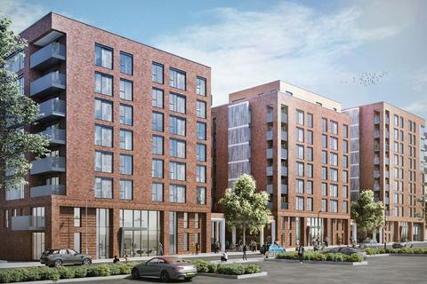 1 bedroom apartment for sale - Plot 186, Type EQ1.14 at Eastside Quarter, Broadway, Bexleyheath DA6