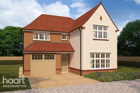 4 bedroom detached house for sale - The Marlow, Northampton