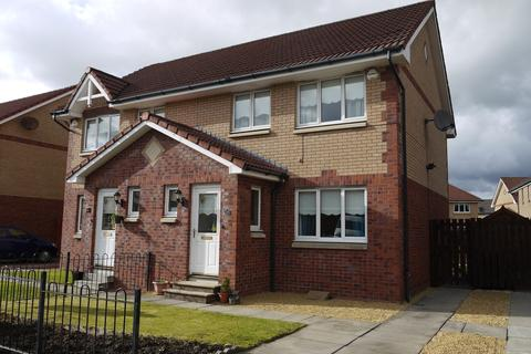 3 bedroom semi-detached house for sale - Constantine Way,  Motherwell, ML1