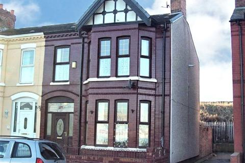 4 bedroom end of terrace house for sale - Hornby Road, Bootle, Liverpool, L20