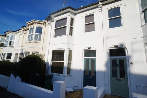 3 bedroom terraced house to rent - Montgomery Terrace, Hove