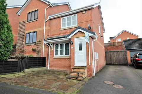 2 bedroom semi-detached house for sale - Rookery Bank, Deepcar, Sheffield, South Yorkshire, S36 2NQ
