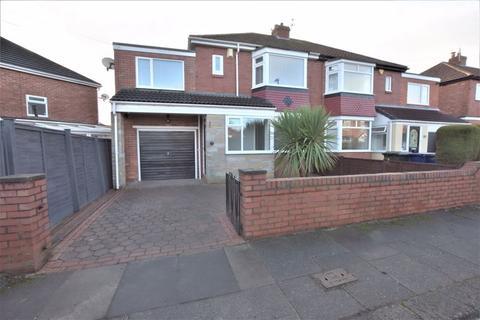3 bedroom semi-detached house to rent - Heathdale Gardens, Newcastle Upon Tyne