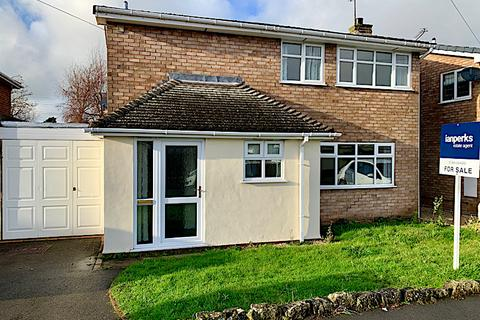 3 bedroom detached house for sale - WOMBOURNE - Clee View Road