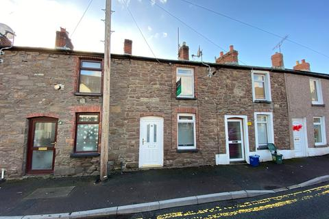 2 bedroom terraced house for sale - Princes Street, Abergavenny, NP7