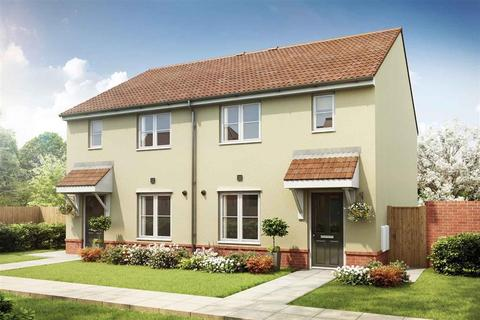 3 bedroom semi-detached house for sale - The Birchford - PLOT 158 at Waters Edge, Star Lane SS3