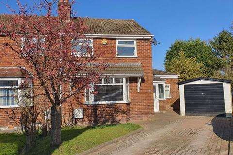 3 bedroom semi-detached house for sale - Wilton Avenue, Heald Green