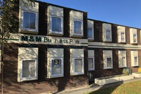 Office to rent - M & M Business Park, Kirk Sandall, Doncaster