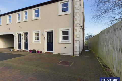 2 bedroom ground floor flat for sale - Tannery Court, Wigton, CA7 9AY