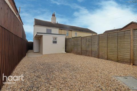 2 bedroom end of terrace house for sale - Main Road, Thorney Toll, Wisbech