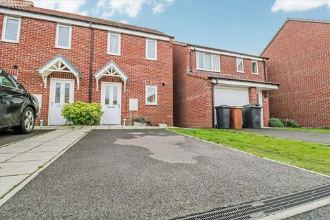 2 bedroom end of terrace house for sale - Cupola Close, North Hykeham, North Hykeham