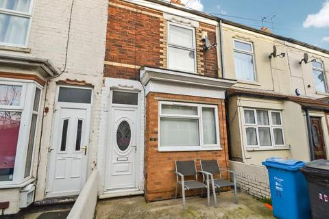 2 bedroom terraced house to rent - Carlton Avenue, Delhi Street, Hull