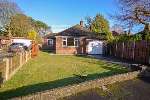 2 bedroom detached bungalow for sale - ROSEWAY, Bramhall