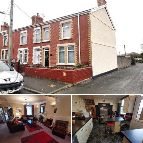 3 bedroom end of terrace house for sale - PARK STREET, KENFIG HILL, BRIDGEND CF33