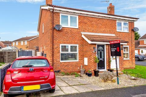 2 bedroom semi-detached house for sale - Villa Close, Hemingbrough, Selby, YO8