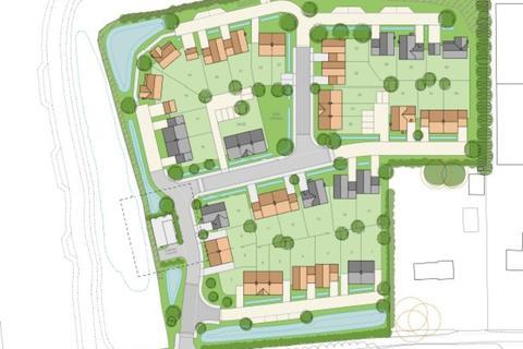 Detached house for sale - Land in Cooks Lane, Southbourne, Emsworth PO10 8LQ