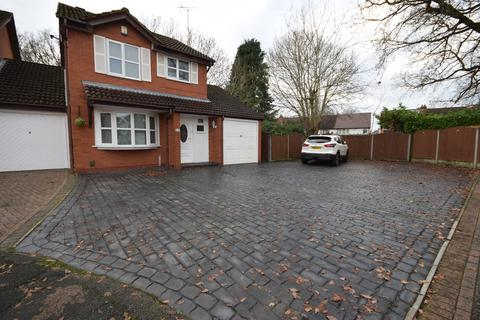 3 bedroom link detached house to rent - Bissell Close, Hall Green