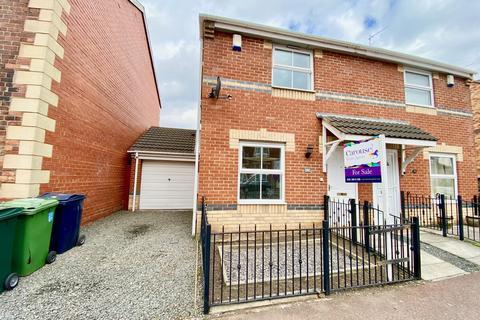 2 bedroom semi-detached house for sale - Victoria Road, Teams