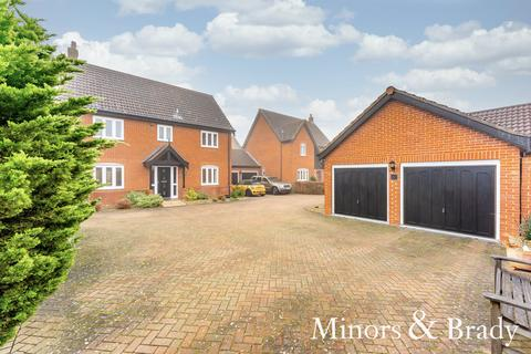 4 bedroom detached house for sale - Fern Close, Dereham