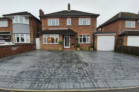 3 bedroom detached house for sale - Oxford Drive, Melton Mowbray