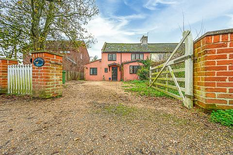 3 bedroom cottage for sale - Kirby Cane, Bungay