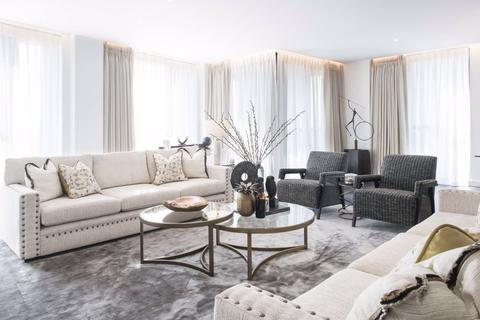 3 bedroom apartment to rent - Ponton Road, Nine Elms SW11