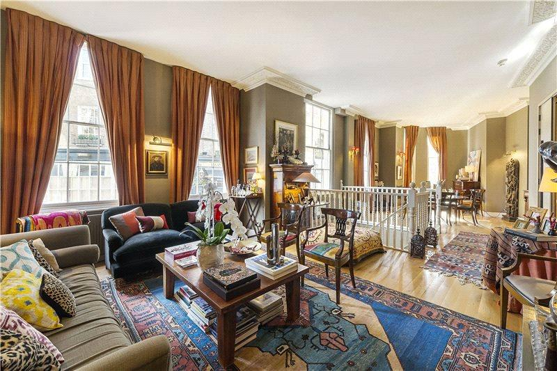 3 Bedrooms Flat for sale in Queen Anne's Gate, Westminster, London, SW1H