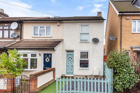 2 bedroom end of terrace house for sale - Shaftesbury Road, Romford, RM1