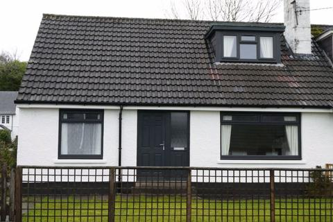 3 bedroom semi-detached bungalow - Murray Square, Lochcarron