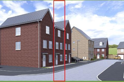 4 bedroom townhouse for sale - Milfraen View, Brynmawr