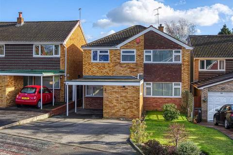 4 bedroom detached house for sale - 56, Linden Lea, Finchfield, Wolverhampton, WV3