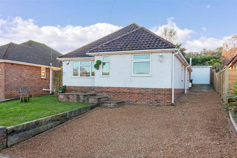 3 bedroom detached bungalow for sale - Hillview Road, Findon Valley