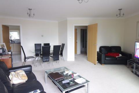 2 bedroom flat to rent - Boardwalk Place, Canary Wharf