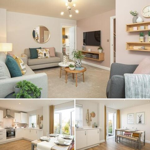 3 bedroom terraced house for sale - Plot 135, Maidstone at Birds Marsh View Ph2, Gainey Gardens, Chippenham SN15