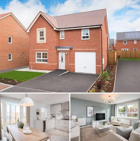 4 bedroom detached house for sale - Plot 55, RIPON at The Glassworks, Catcliffe, Poplar Way, Catcliffe, ROTHERHAM S60