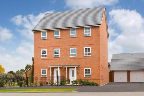 4 bedroom semi-detached house for sale - Plot 59, BROUGHTON at City Heights, Somerset Avenue, Leicester, LEICESTER LE4