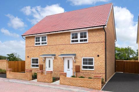 2 bedroom semi-detached house for sale - Plot 91, WALTHAM at City Heights, Somerset Avenue, Leicester, LEICESTER LE4