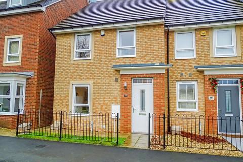 3 bedroom terraced house for sale - Ryder Court, Killingworth, Newcastle upon Tyne, Tyne and Wear, NE12 6EE