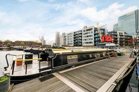 2 bedroom houseboat for sale - Way Of Wyrd, Poplar Dock Marina, E14