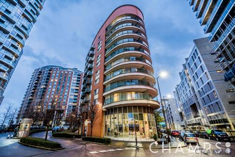 1 bedroom flat for sale - Michigan Building, 2 Biscayne Avenue?Canary Wharf, E14 9QT