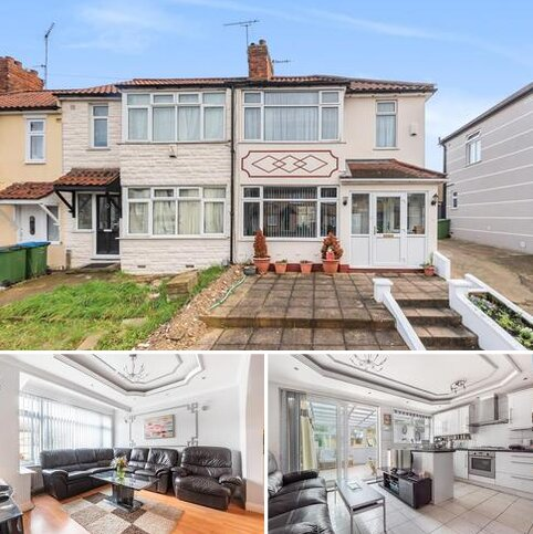 4 bedroom end of terrace house for sale - Garland Road London SE18