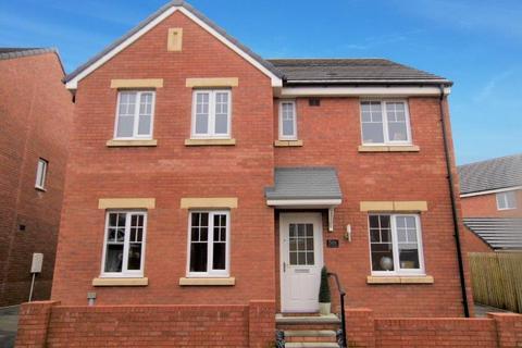 4 bedroom detached house for sale - Gelli Goch, Coity, Bridgend, Mid Glamorgan, CF35